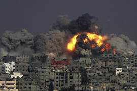 Palestina vive la jornada más sangrienta desde el inicio del conflicto