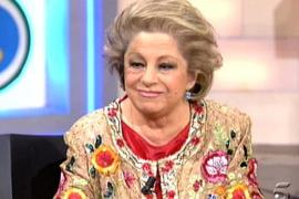 La periodista María Antonia Iglesias