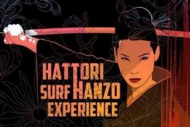 Hattori Hanzo Surf Experience, surf instrumental
