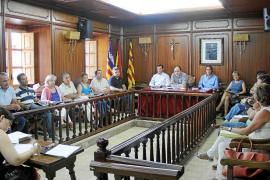 Santa Eulària reclama la reforma urgente de la carretera de Vila