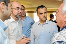El conseller García asegura que el PIB balear sobrepasará el 1% en 2014