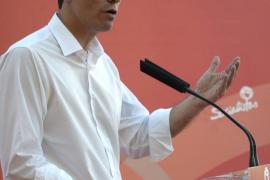 Sánchez, partidario de un impuesto de grandes fortunas