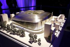 El juez paraliza la ampliación del Bernabéu