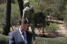 El Rey se reunirá con Rajoy en Palma el próximo viernes
