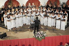 Dos décadas de pasión por el canto