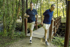 Del cabo de Gata al de Finisterre, los políticos se van de vacaciones