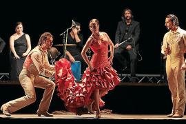 Danza y flamenco en estado puro