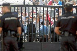 Detenidas en Melilla dos jóvenes que pretendían integrarse en la yihad