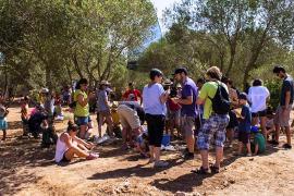 Segundo festival de arqueología y prehistoria