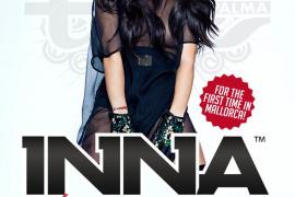 INNA, estrella del dance pop, por primera vez en Mallorca