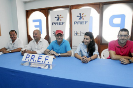 El PREF comunica ahora a Virginia Marí que quiere optar a la alcaldía de Vila