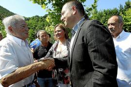 Sortu y Bildu se suman al homenaje de familiares a Korta, asesinado por ETA
