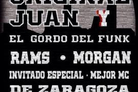 Llega el rapero Hazhe junto a Original Juan y El Gordo del Funk