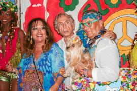 El lado hippie de las celebrities