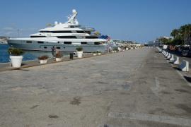 Autoridad Portuaria fija en ocho años la gestión del muelle viejo para grandes esloras