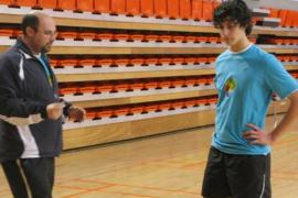 El ibicenco Ernesto García Tur, técnico de Bádminton en los Juegos Olímpicos de la Juventud de Nankín