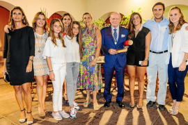 Abel Matutes: «La merezco, siempre he actuado pensando en Ibiza»