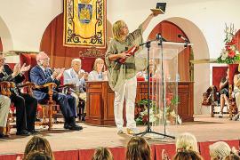 Pepita 'Raios' y Fonda Can Costa, dos reconocimientos en la calle de sa Creu