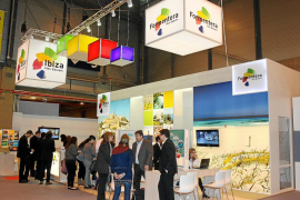 Las Pitiüses recuperan al turismo español con un incremento del 19% en el último año