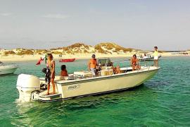 Formentera reclama más contundencia para controlar el Parc Natural