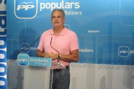 Ramis llama a Sánchez oportunista y dice que no quiso parar las prospecciones