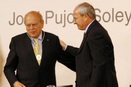 Pujol devuelve la Medalla de Oro de Barcelona
