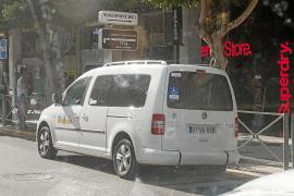 Vila, primer municipio de Balears en  contar con el 5% de taxis accesibles que exige la ley