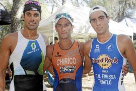 Chirico bate el récord en Cala Bassa