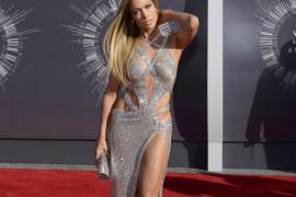 Jennifer Lopez en la Alfombra Roja de los VMA