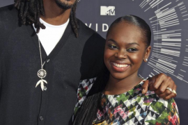 Snoop Dogg y su hija