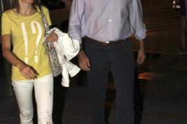 Los Reyes reaparecen en Madrid para ir al cine
