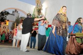 Alegría y concordia para Sant Bartomeu