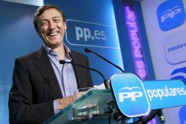 Hernando se toma con «sorna» los efectos de las prospecciones en Balears