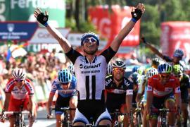 Degenkolb se impone en la cuarta etapa por delante del deianenc Vicenç Reynés