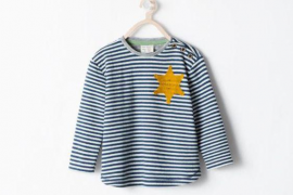 Zara retira una camiseta parecida al uniforme de los judíos presos durante el Holocausto
