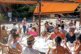 El gasto turístico hasta julio supera los 1.200 millones de euros, 50,7 millones más que en 2013