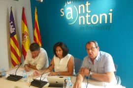 Sant Antoni consensuará eliminar la zona azul en invierno con los comerciantes