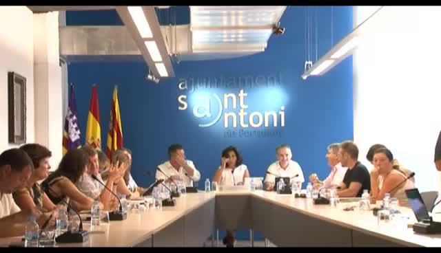 VÍDEO: Sant Antoni consensuará eliminar la zona azul en invierno con los comerciantes