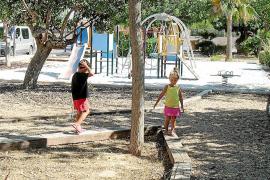 Sant Josep trabajará para mejorar la limpieza del parque de Can Bellotera