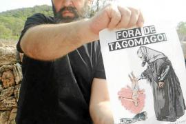 Lluís Ferrer: «La actuación de Costas sobre Tagomago me parece un insulto a los ibicencos»
