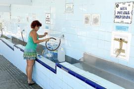El año pasado se autorizaron 97 pozos en las Pitiüses, un 12,6% menos que en 2012