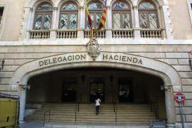 Delegación de Hacienda