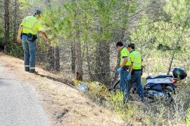 Nueve de los 36 muertos en las carreteras de Balears en 2014 fallecieron en Eivissa y uno en Formentera