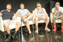 Los Blue hacen de Eivissa el escenario de su 'reality'