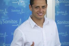 El Real Madrid consigue la cesión de 'Chicharito' Hernández