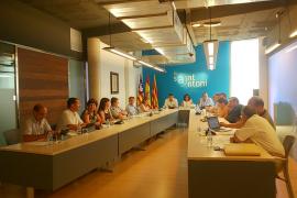 Sant Antoni celebra que la Justicia confirme la sentencia sobre los sueldos de los concejales