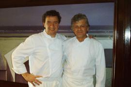 Muere el cocinero Jean-Luc Figueras