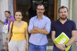 Ratificada la denuncia contra Kühn por la ampliación del club de playa de Tagomago