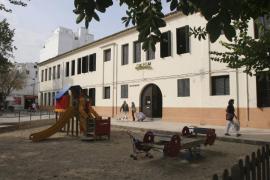 El IEE pide protección para el edificio de la antigua escuela de sa Graduada