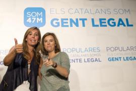 El Gobierno insiste en Catalunya en que la ley se cumplirá y no habrá consulta